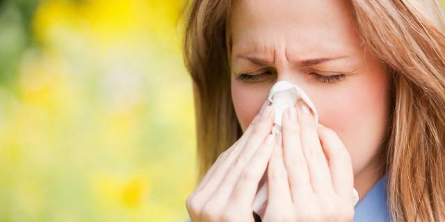 В РФ пик сезона аллергии придётся намайские праздники