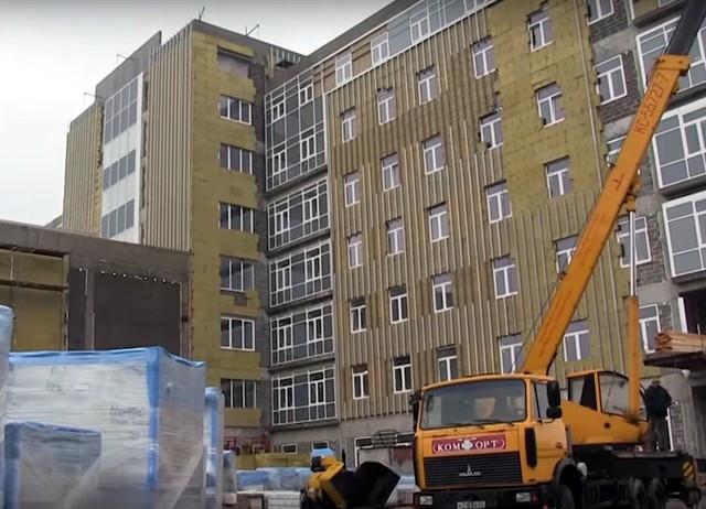 Перинатальный центр вСмоленске будут оснащать под надзором прокуратуры