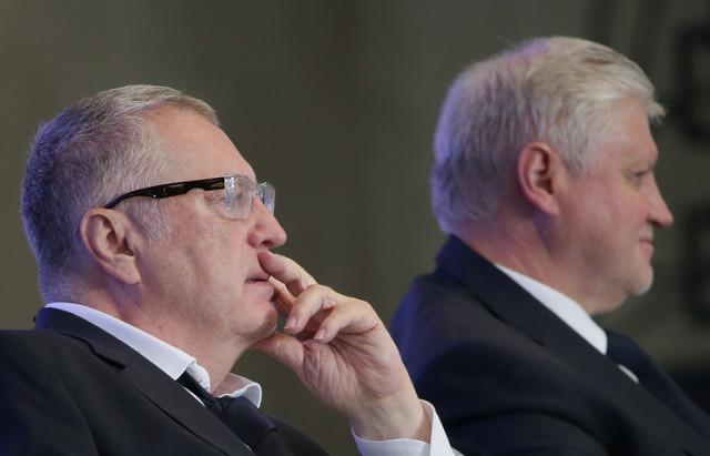 Лидер «Справедливой России» объявил осоздании свежей партии
