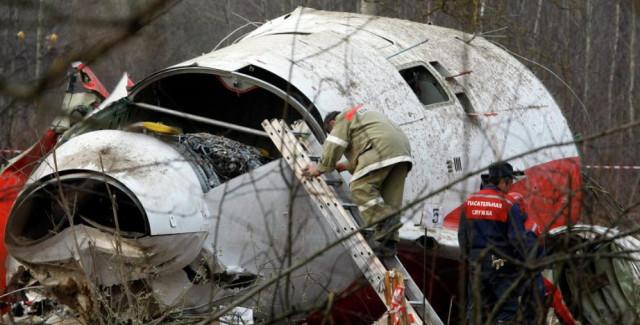 РФ дала согласие допустить польских знатоков кобломкам самолета Качиньского