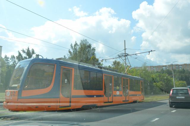 В Смоленске изменен график работы трамваев