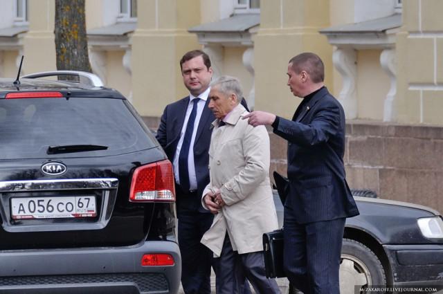Замгубернатора Лев Платонов покинул администрацию области