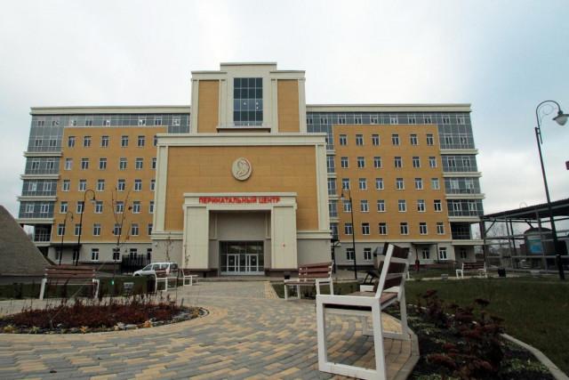 В смоленском Перинатальном центре открылось подразделение МФЦ