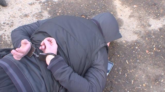 В Гагарине ограбили торговый павильон
