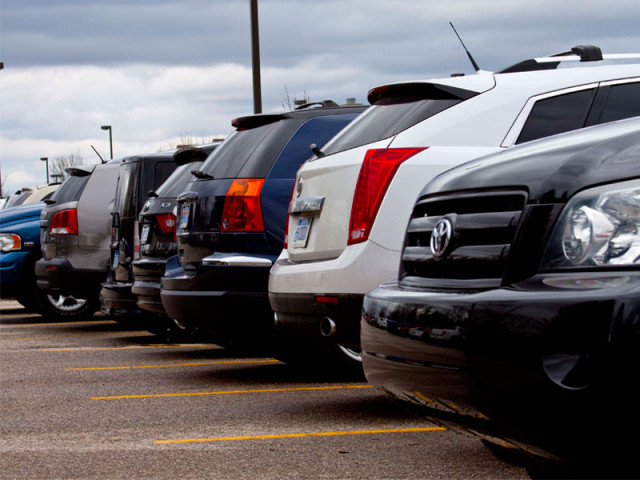 Парковочные места могут разрешить оформлять в собственность