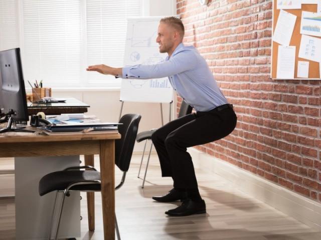 Спорт на рабочем месте увеличивает производительность