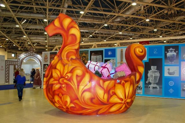 Смоленские мастера и умельцы приняли участие во Всероссийской выставке-ярмарке