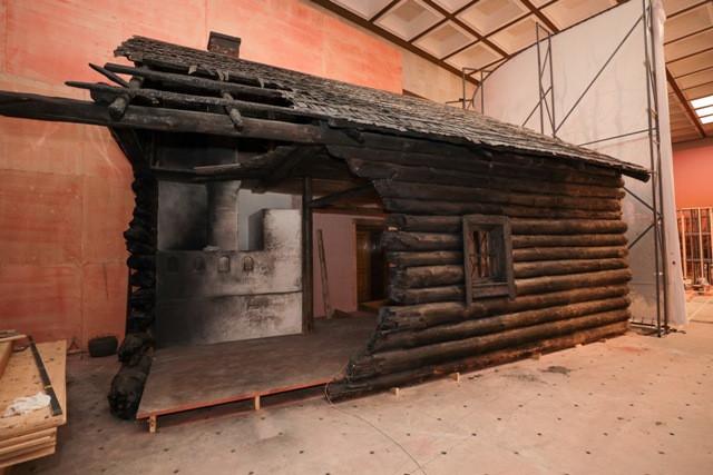 В московском Музее Победы появится сожженная смоленская деревня