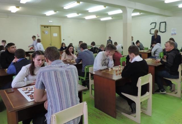 Юбилейный XX открытый чемпионат и первенство по русским шахматам состоялся в Смоленске