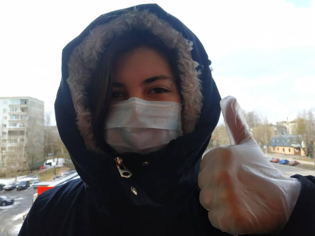 почему нельзя носить защитную маску на улице