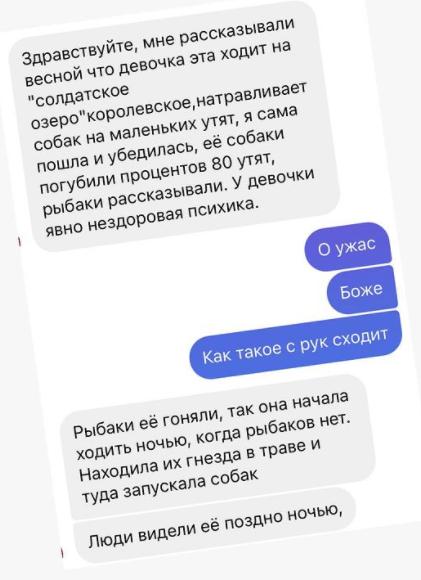 Жители Смоленска рассказали о жестком поведении девочки на Королевке