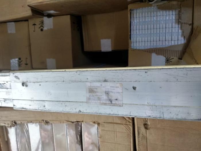 Везли биотуалеты на 17 тонн. На Смоленщине пресекли незаконный ввоз партии белорусских сигарет